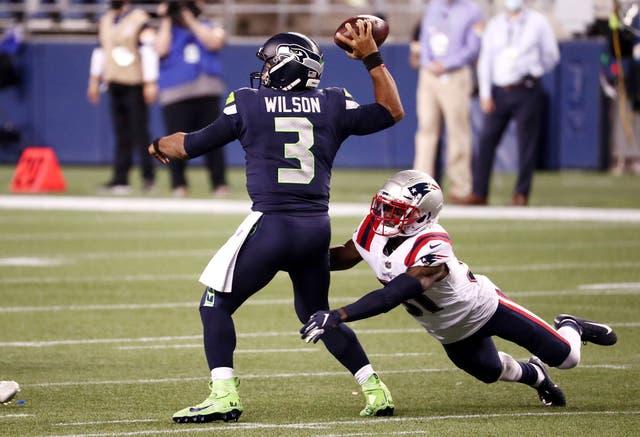 <p>Russell Wilson rechazó que busque salir de Seattle, pero dejó la puerta abierta a esta posibilidad</p>