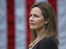 Demócratas se niegan a reunirse con Amy Coney Barrett antes de interrogarla en las audiencias