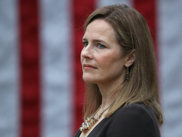 Supreme Court nominee Amy Coney Barrett could rule over cases that determine women's reproductive rights for decades