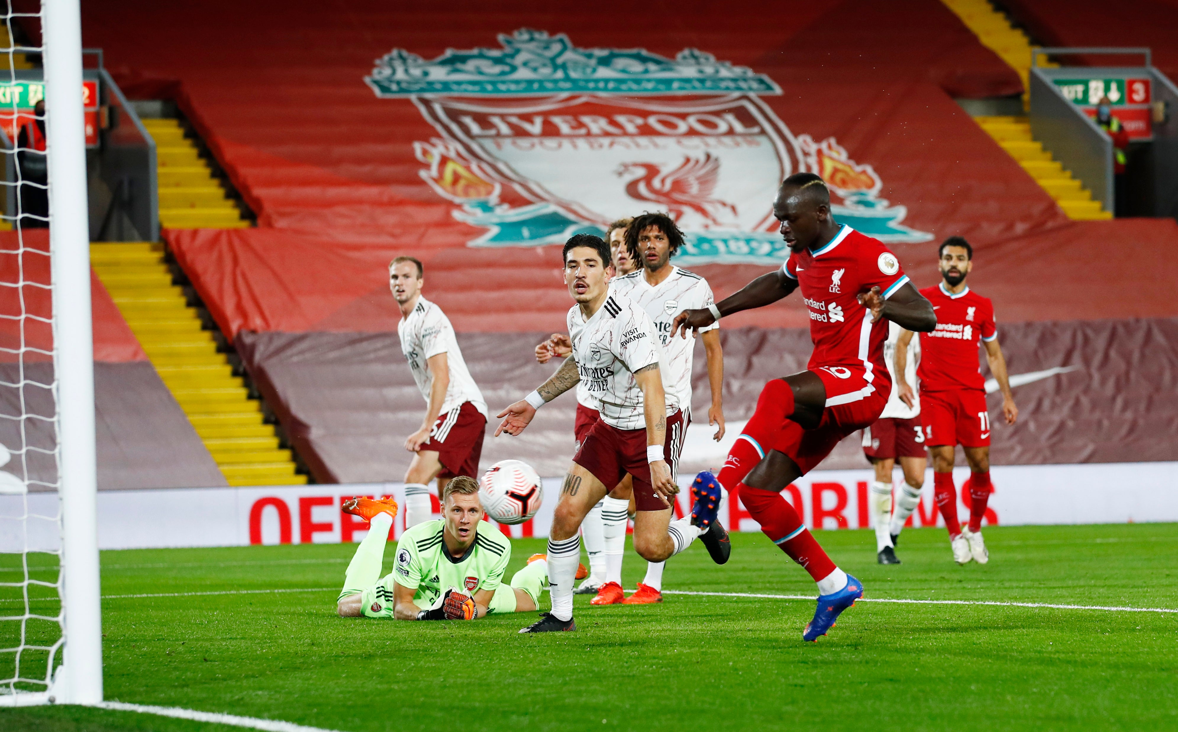 Liverpool vs Arsenal LIVE: Result and reaction from Premier League fixture  tonight | The Independent