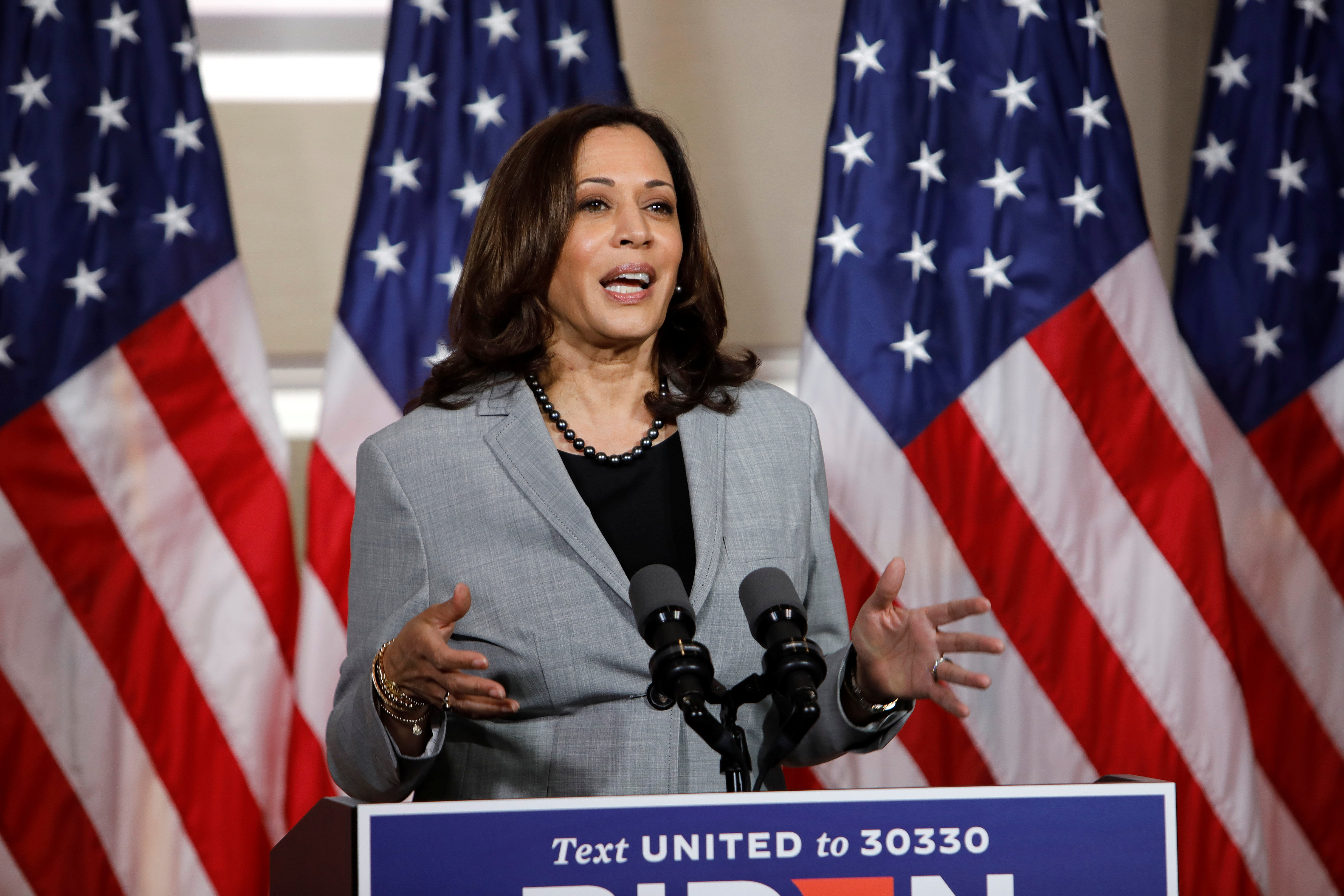 It S Always An Extra Burden Placed On Women Kamala Harris Faces Sexism And Racism At Vp Debate Experts Say The Independent