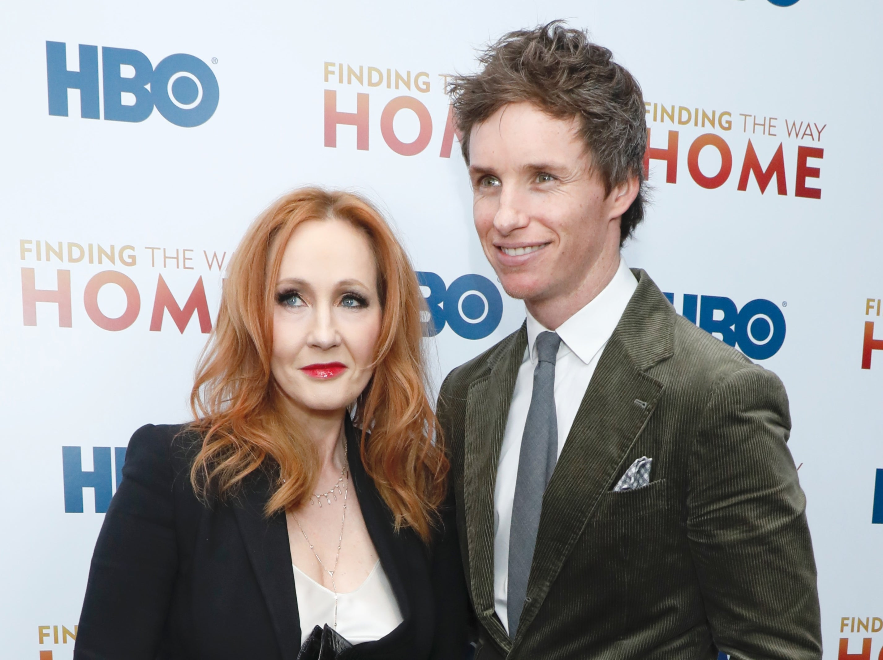 Eddie Redmayne says 'vitriol' JK Rowling has received over trans comments is 'absolutely disgusting'