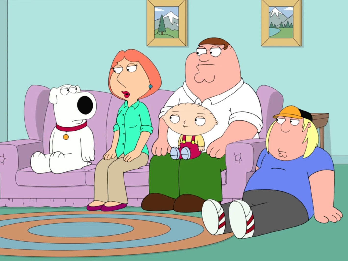 New Family Guy episode sees Stewie finally utter his first word