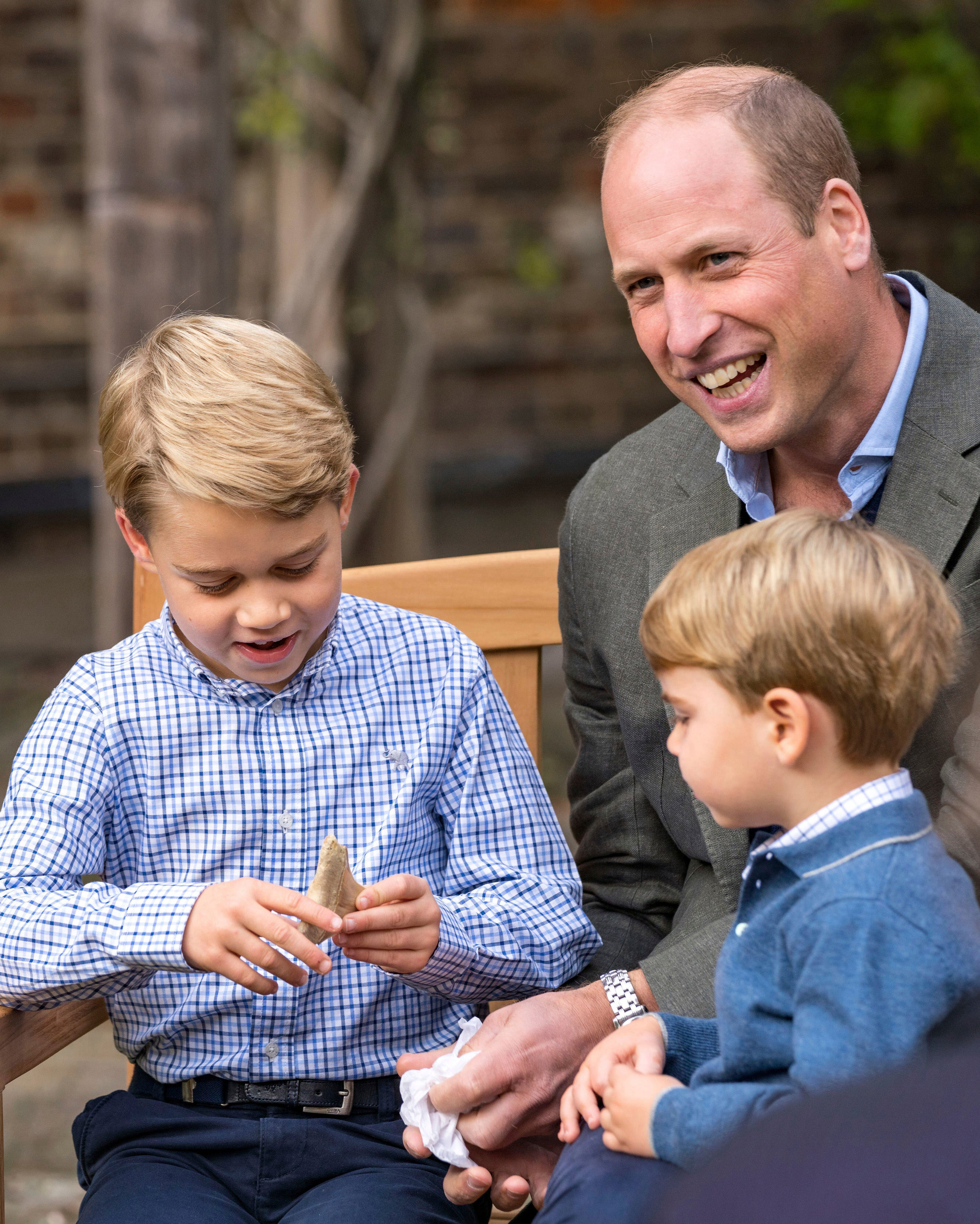 Prince George can keep his shark tooth fossil, says Malta after U-turn