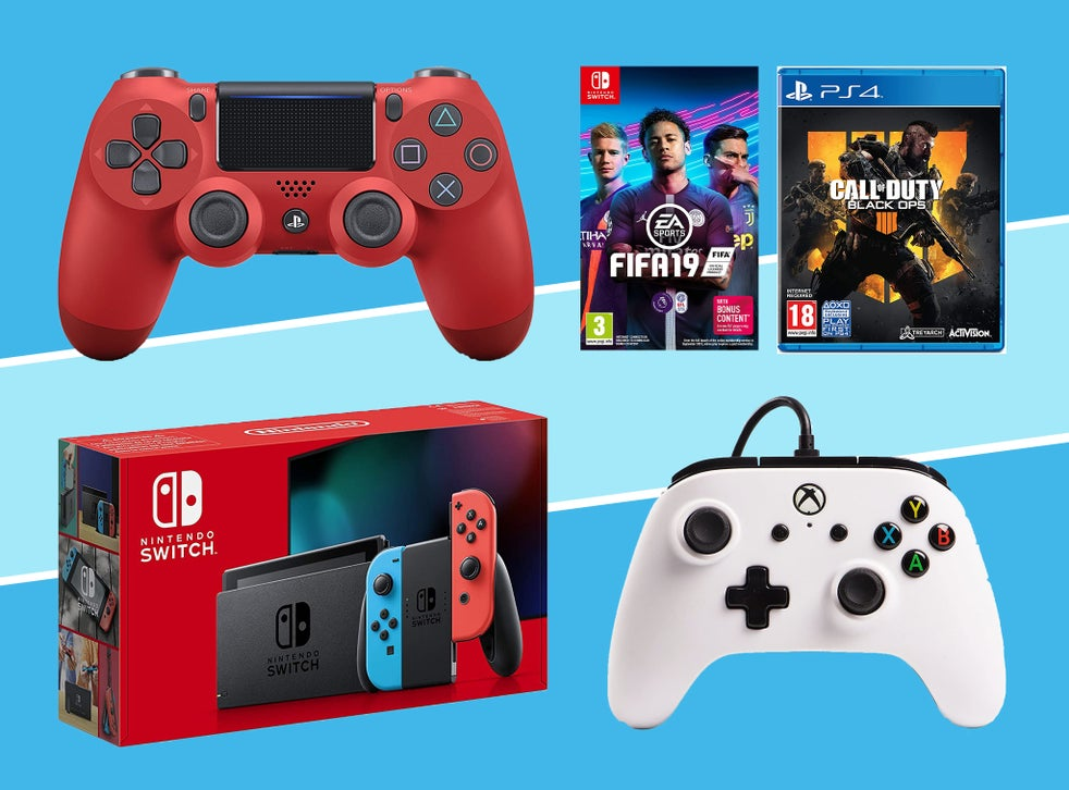 Best Amazon Prime Day Gaming Deals 2020 Ps4 Xbox One And More The Independent