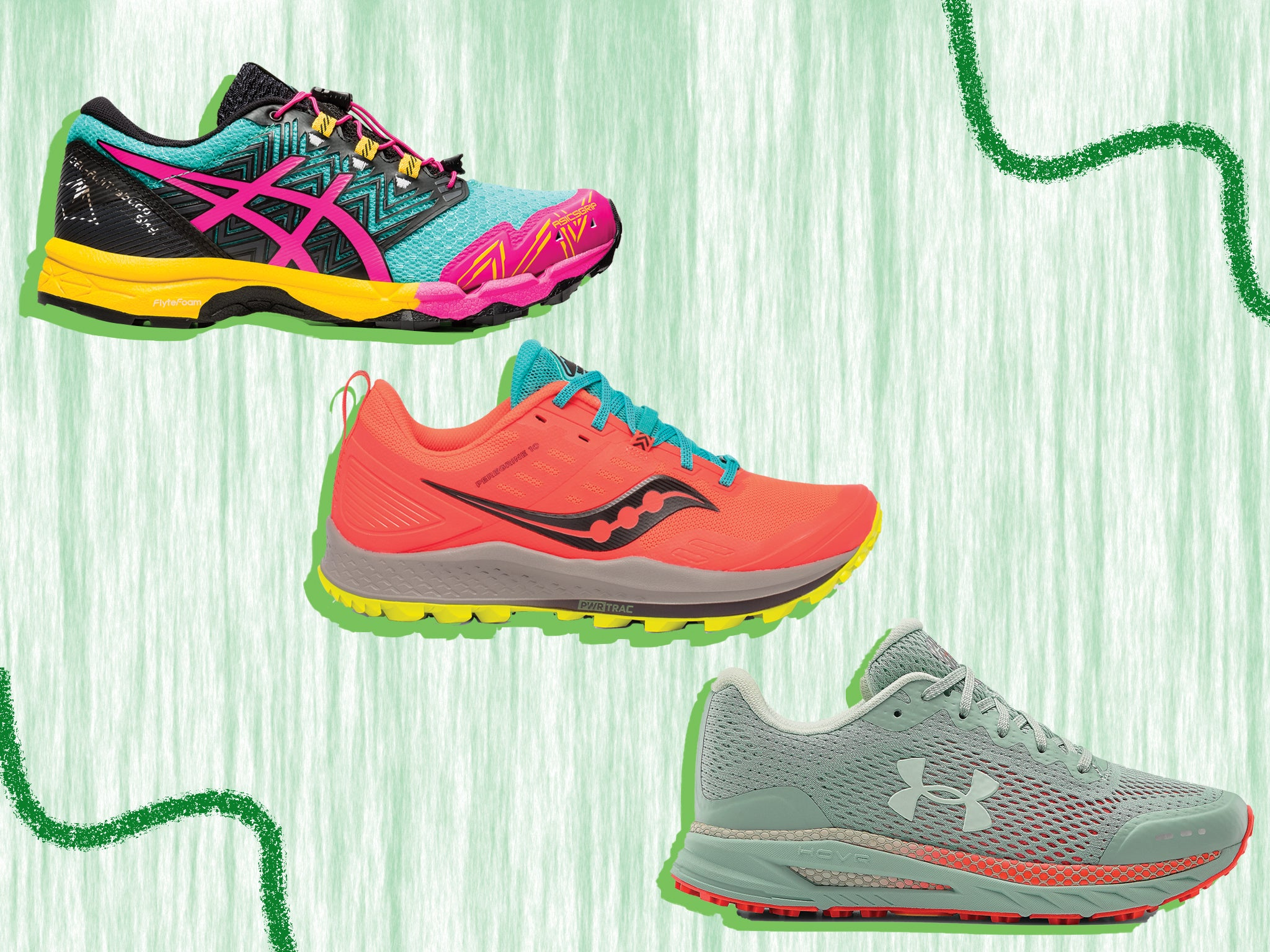 The best women's running shoes 2020