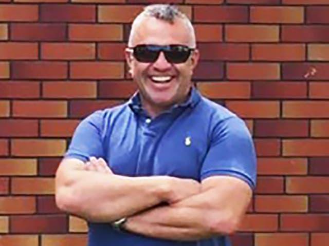 Sergeant Matt Ratana, who was shot dead in Croydon last week