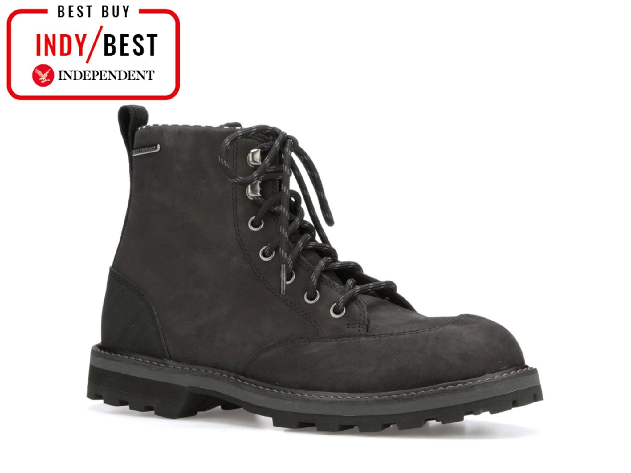 Best men's waterproof boots 2020