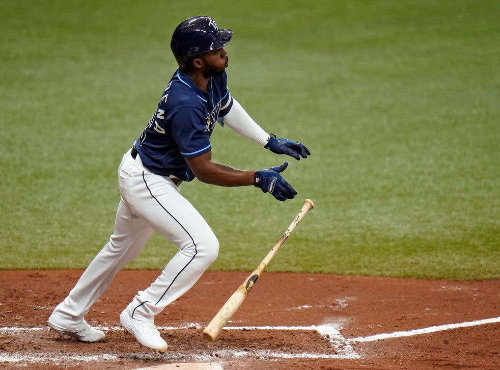 snell sharp margot hr rays beat blue jays 3 1 in opener mother tampa bay rays ap pitch homer the independent snell sharp margot hr rays beat blue