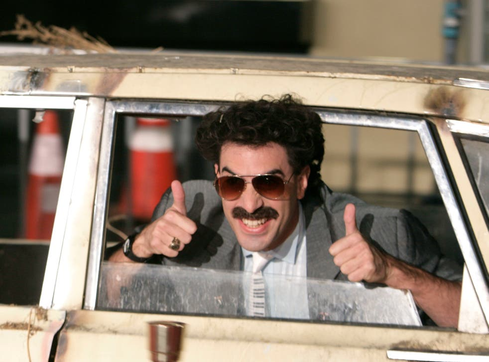 Secuela de la película 'Borat'