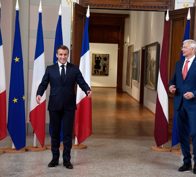 Emmanuel Macron Latest News Breaking Stories And Comment The Independent