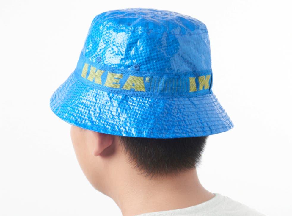 Sombrero de pescador marca Ikea