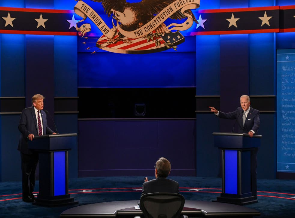 """Chris Wallace admitted he lost control of the first presidential debate and called the chaotic night """"a terrible missed opportunity."""""""