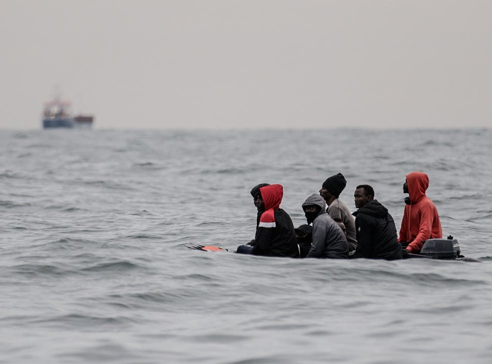 The UNHCR's representative in the UK pointed out to MPs on Wednesday that asylum claims in the UK have fallen in 2020