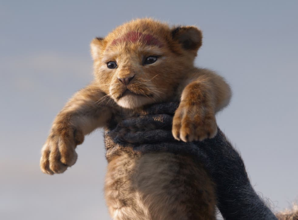 'The Lion King' was remade in 2019