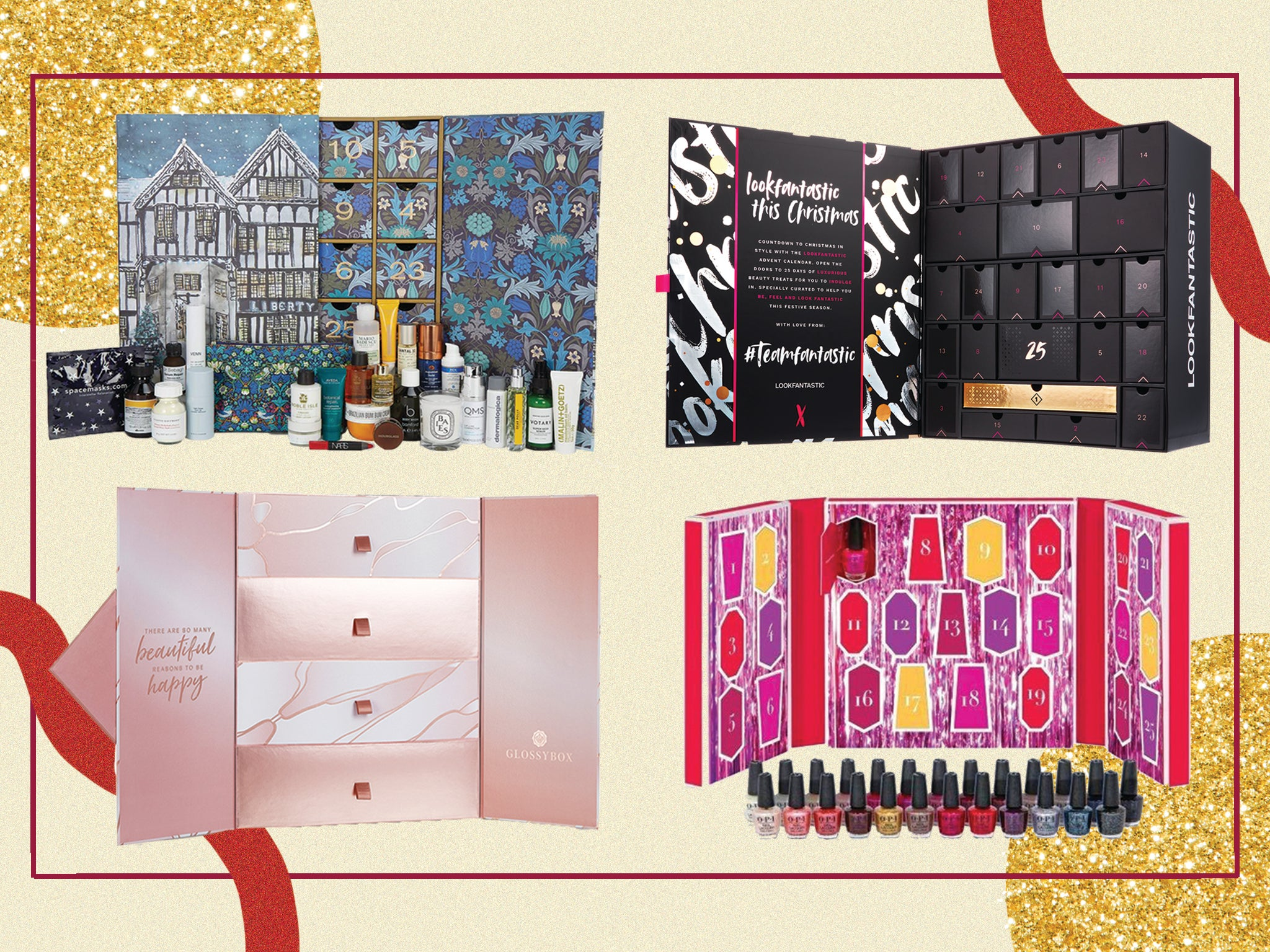 Callendar House Christmas Adventure 2020 Best beauty advent calendars 2020: Makeup, skincare and more | The