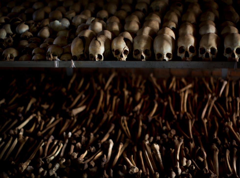 France Rwanda Genocide Suspect