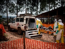 'Instead of helping us, they destroyed our lives': More than 50 women in DRC accuse Ebola aid workers of sexual exploitation and abuse