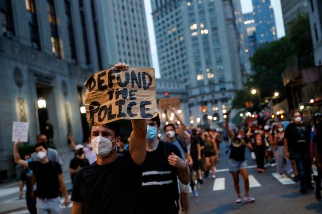 Justicia racial: financiación de la policía