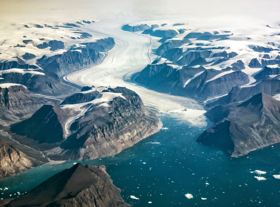 Greenland's ice sheet is melting at an unprecedented rate, detailed new modelling has revealed