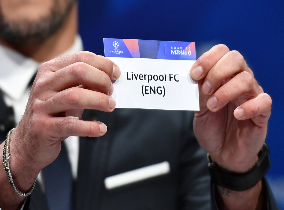 champions league draw live liverpool manchester united man city and chelsea learn group stage opponents the independent champions league draw live liverpool