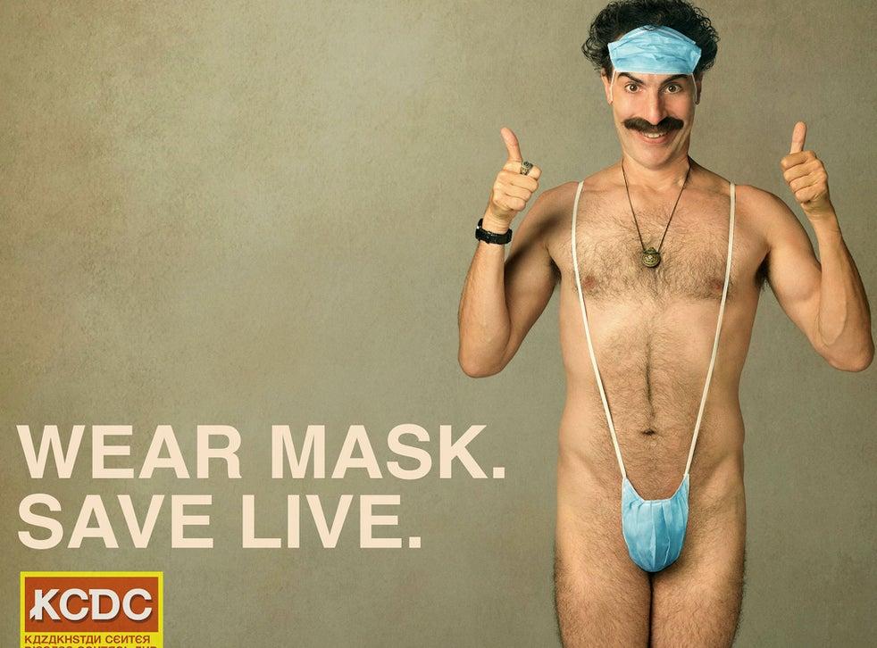 Borat 2 a écrasé Mulan pour son 1er week-end de diffusion en VOD