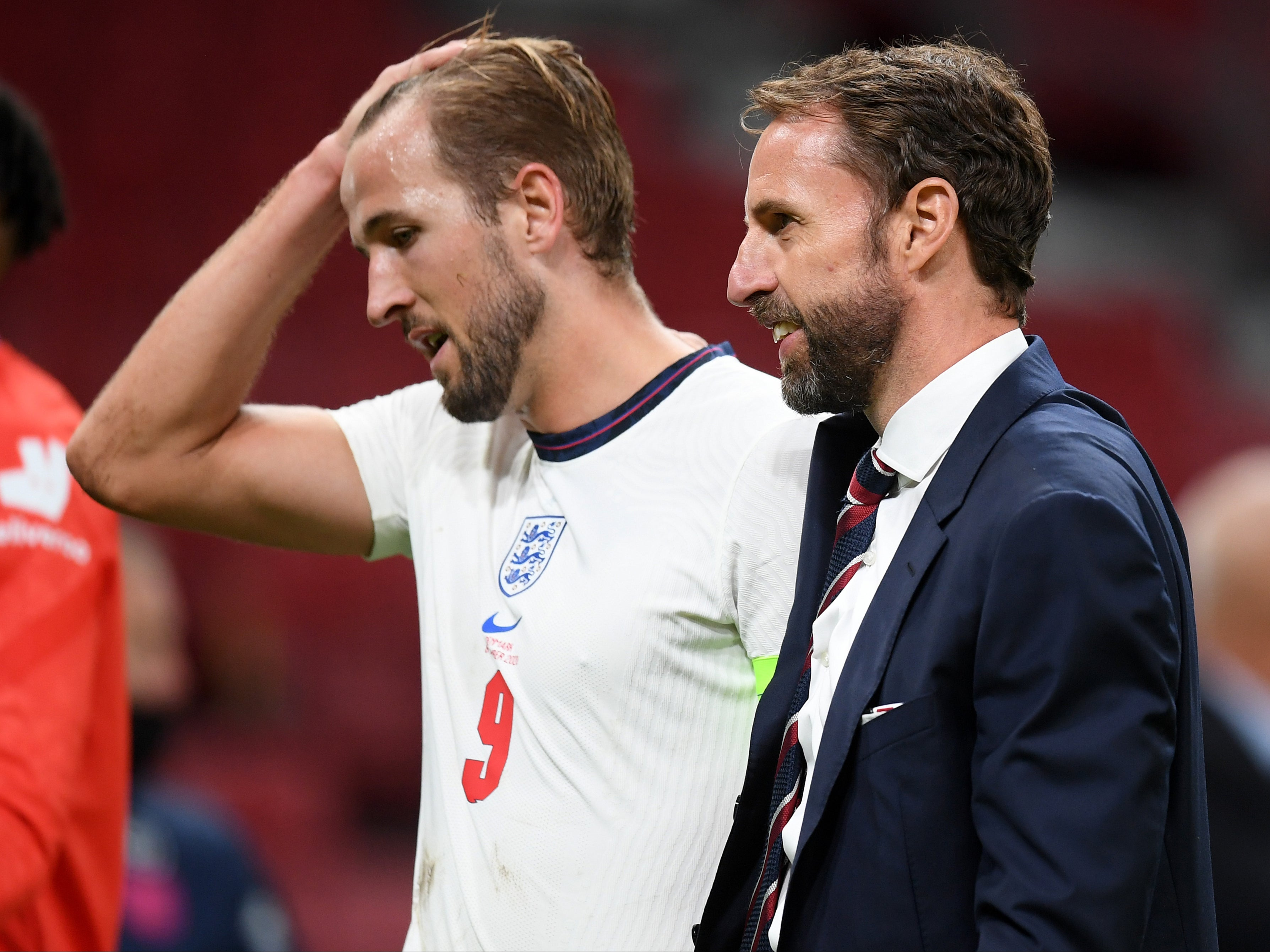 Gareth Southgate hits back at Jose Mourinho after Harry Kane request