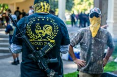 Trump has given domestic terrorist groups a 'loaded gun' by refusing to condemn Proud Boys, says ex-aide