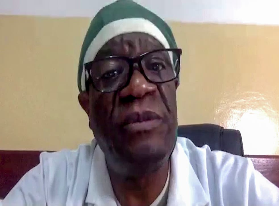 Congo Nobel Doctor
