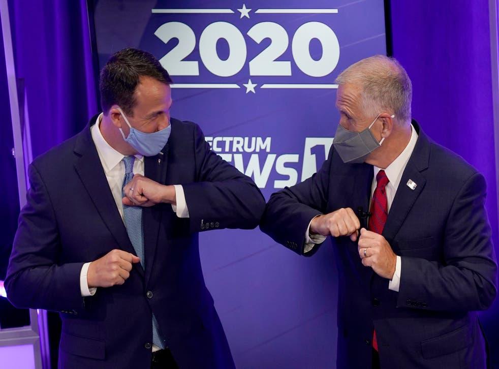 Election 2020 Senate North Carolina