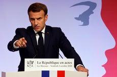 France's Macron details plan targeting Islamist 'separatism'
