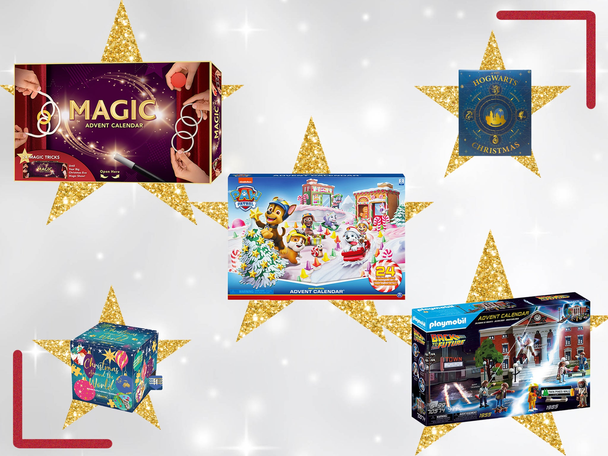 Best Kids Toys Advent Calendars 2020 From Harry Potter Paw Patrol And More The Independent