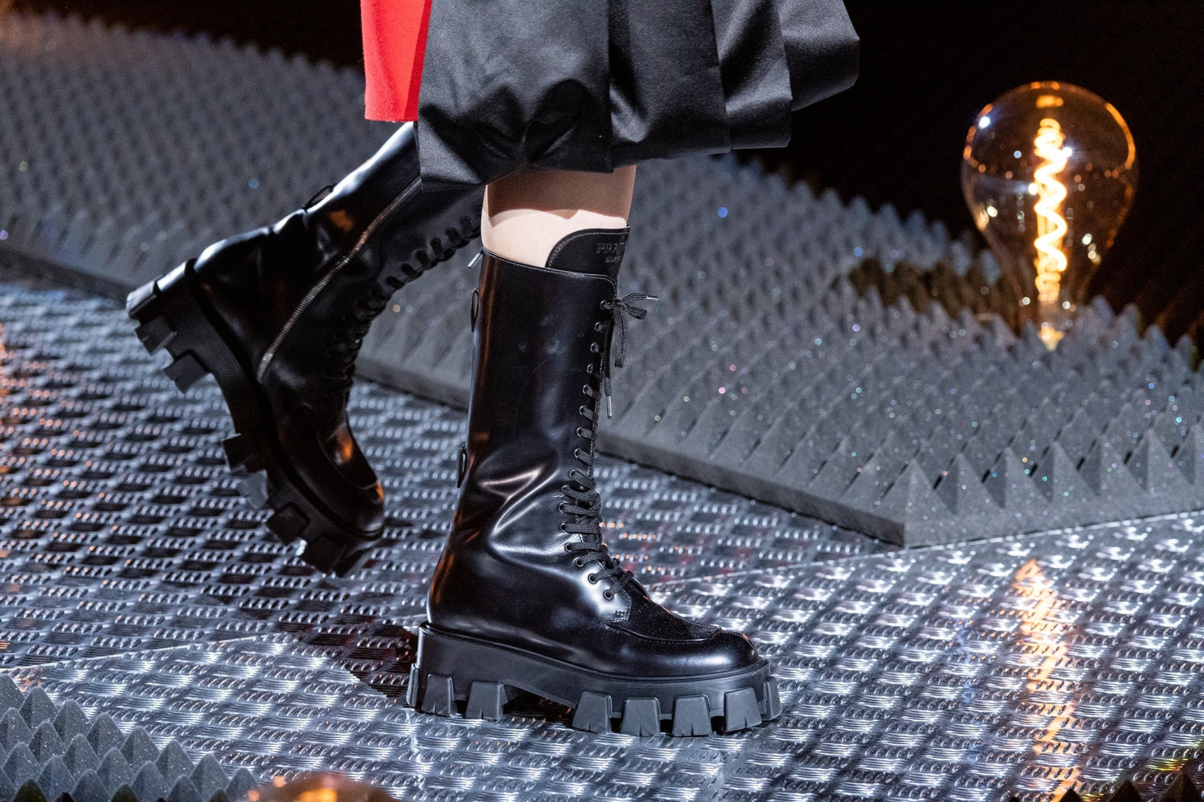 Stomping ground: Why it's time to invest in the chunky boot trend | The Independent