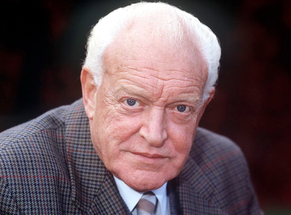 Frank Windsor was best known for his role in the hit BBC series 'Z-Cars'