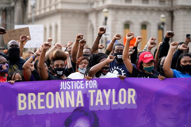 Injusticia racial Breonna Taylor
