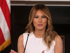 Melania Trump Mocks Porn Hooker Stormy Daniels For Vogue Shoot In Newly Released Tapes The Independent