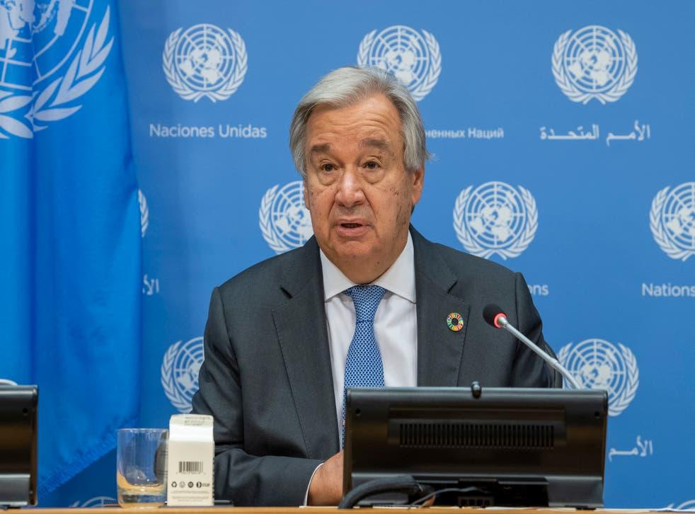 UN General Assembly