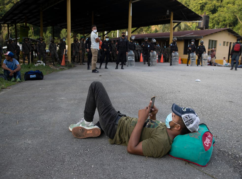 APTOPIX Migrantes de Centroamérica