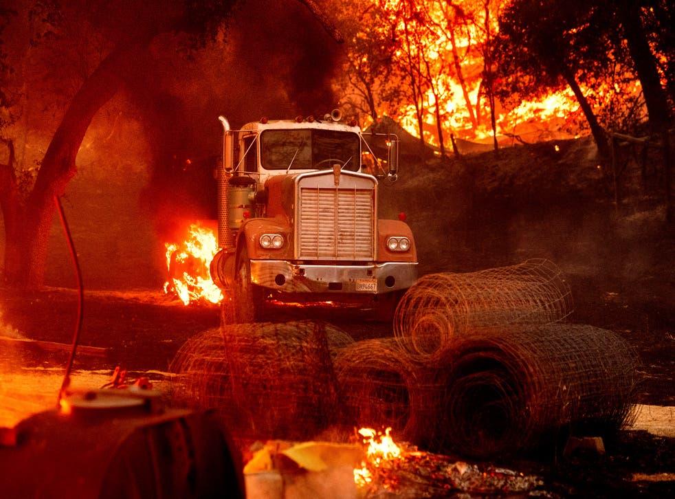 California se encamina a alcanzar una marca sombría: 1.6 millones de hectáreas (4 millones de acres) quemadas este año