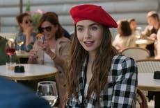 Globos de Oro 2021: Emily in Paris es objeto de burla durante el monólogo de apertura