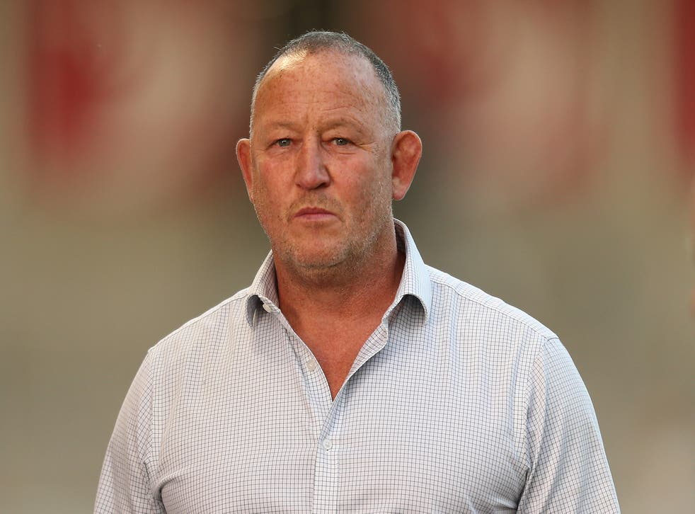 Steve Diamond will be without the majority of his Sale squad