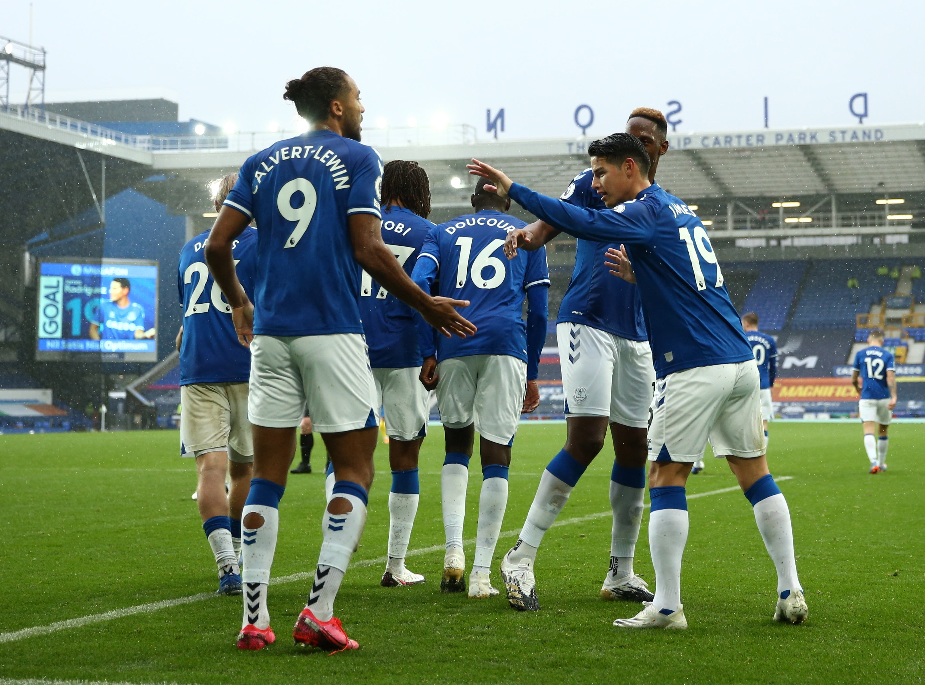 Everton Vs Brighton Live Result And Reaction From Premier League Fixture Today The Independent