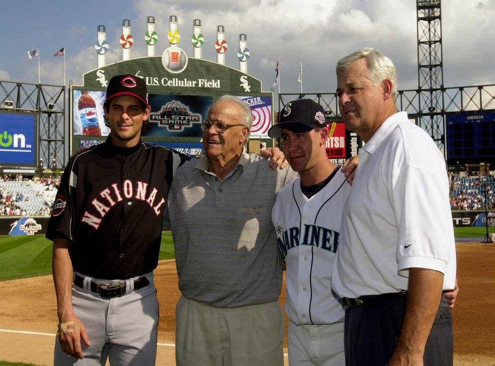 Familia Boone-San Diego Baseball