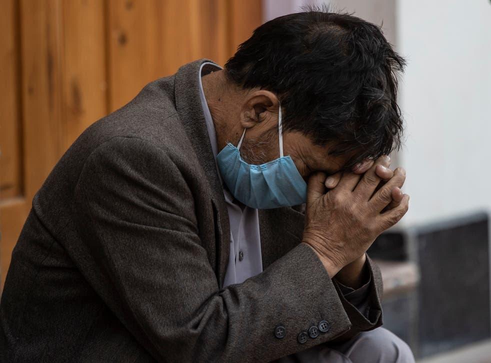 Virus Outbreak India Kashmir