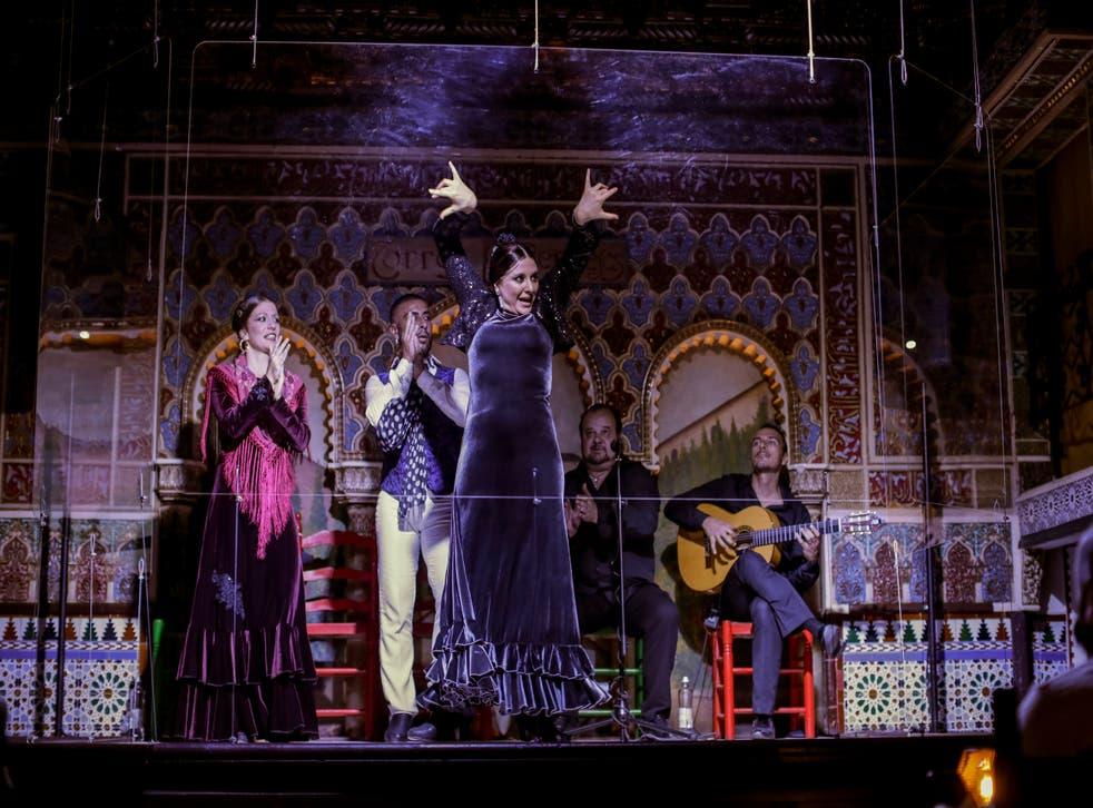 Spain Flamenco Photo Gallery