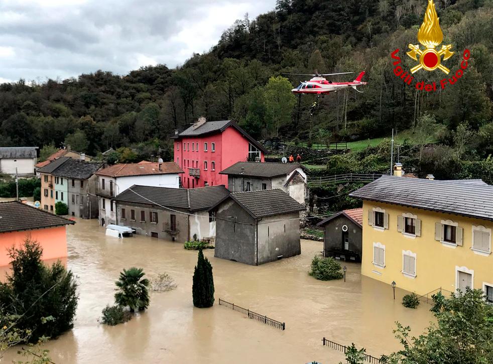 Italy Europe Weather