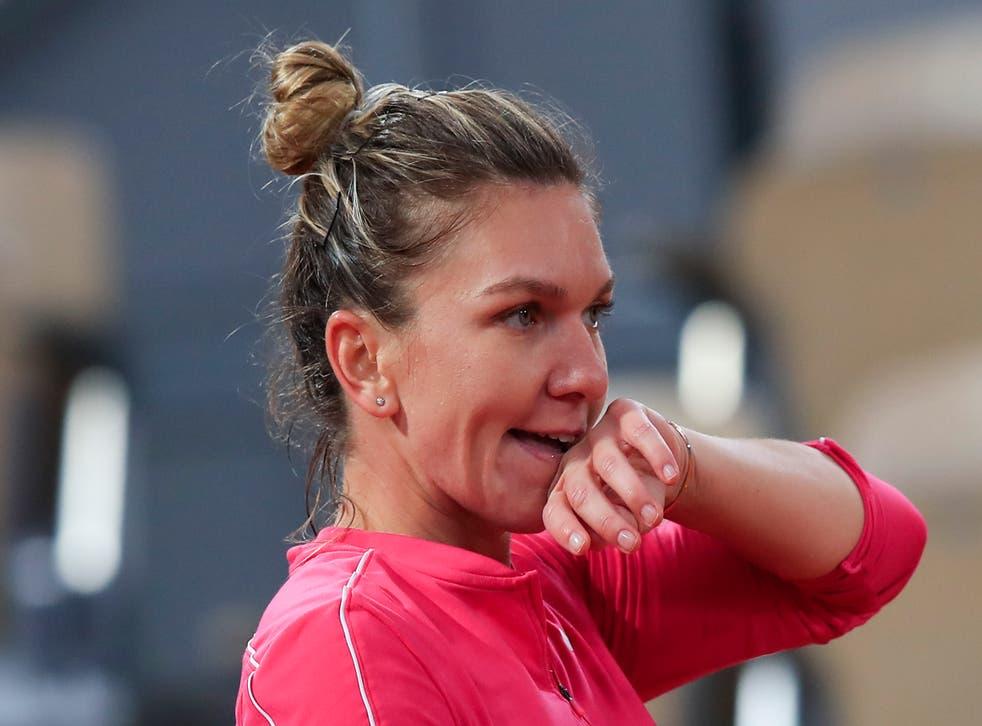 <p>La rumana se ausentó del US Open por el temor a contraer el virus</p>