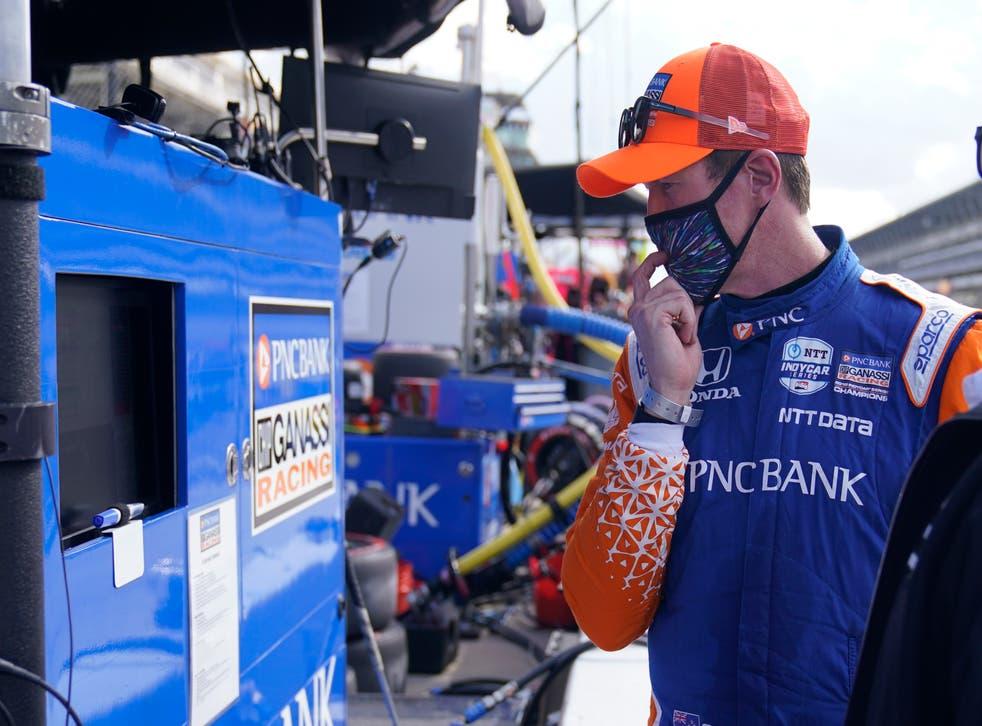 IndyCar Indianapolis Auto Racing