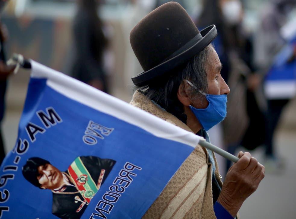 Los bolivianos buscan zanjar la crisis política que estalló a fines del año pasado.