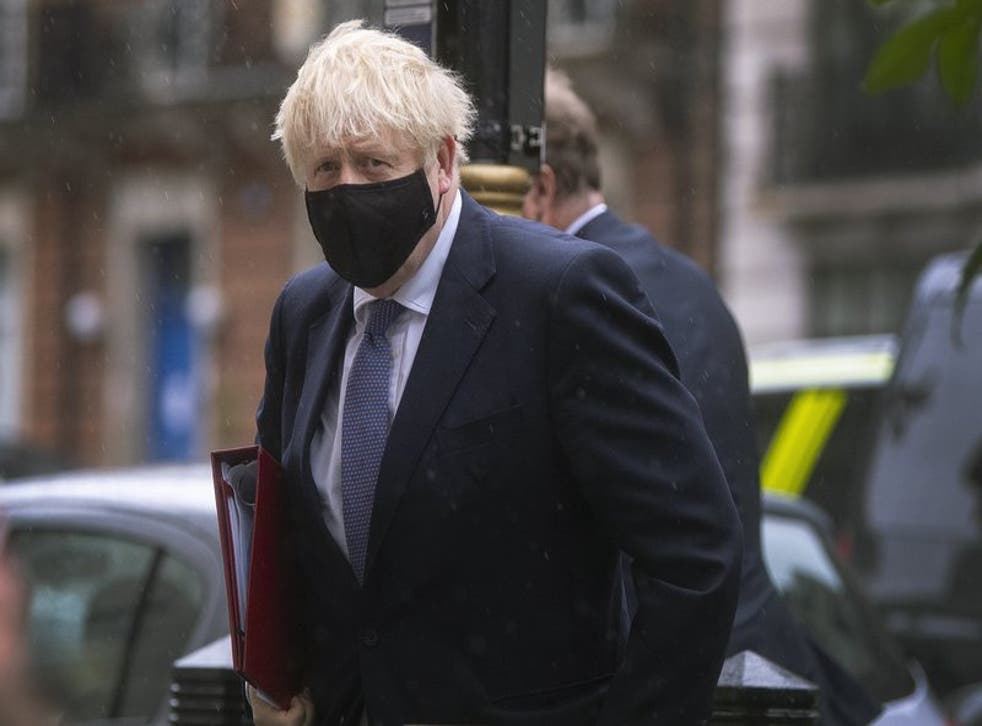 More bluster from Boris, this time on wind energy